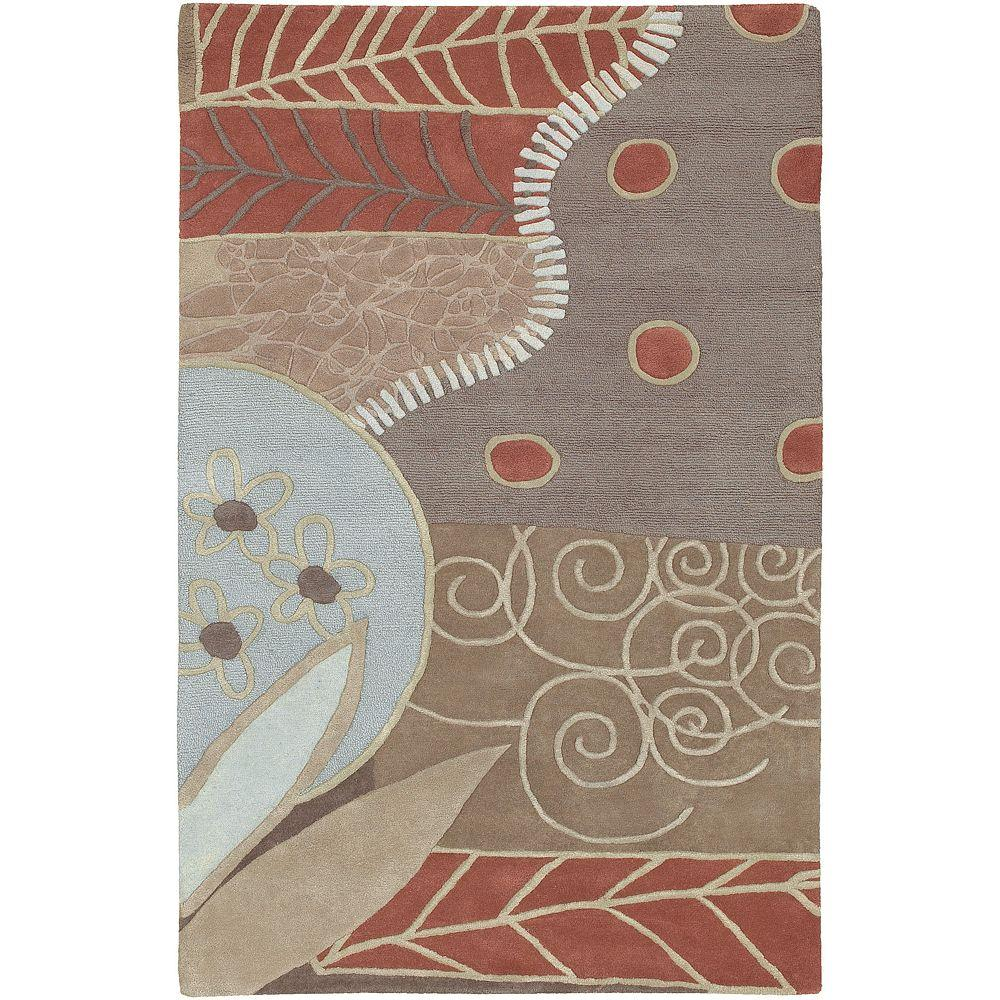 Artistic Weavers Elgin Moss 5 ft. x 8 ft. Area Rug