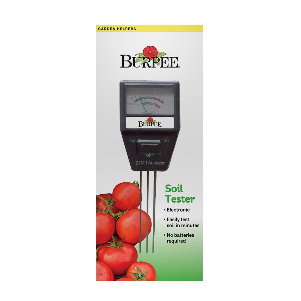 Bur Electric Soil Tester