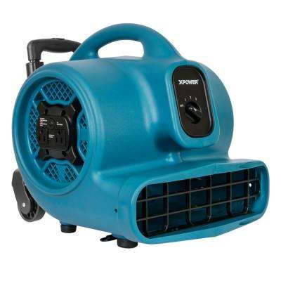 X-830H 1 HP High Velocity Air Mover with Handle