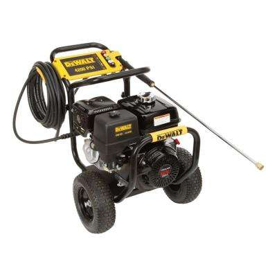 Honda GX390 4,200 PSI 4 GPM Gas Pressure Washer