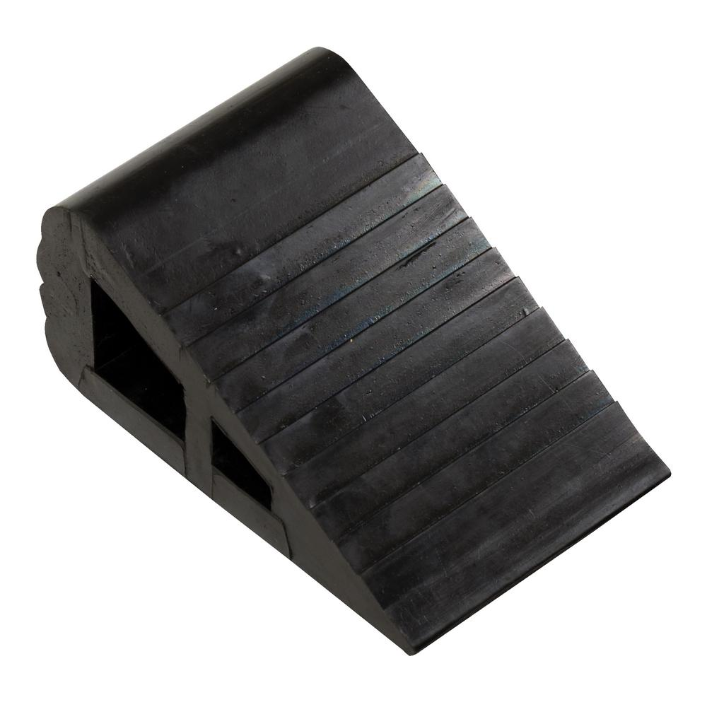 6.5 in. x 4 in. Industrial Rubber Wedge