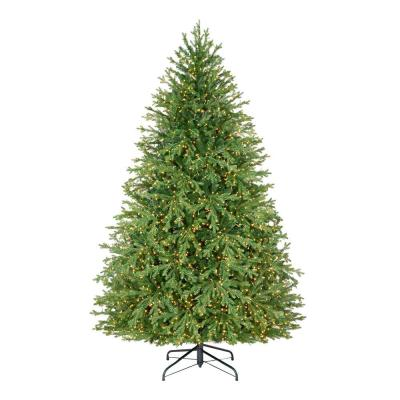 7.5 ft. Mayfield Balsam Fir LED Pre-Lit Artificial Christmas Tree with 4000 Warm White Lights