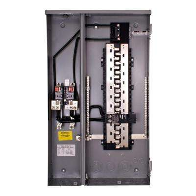 meter combos breaker boxes the home depot rh homedepot com GE Breaker Box Diagram Electric Breaker Panel Box Wiring
