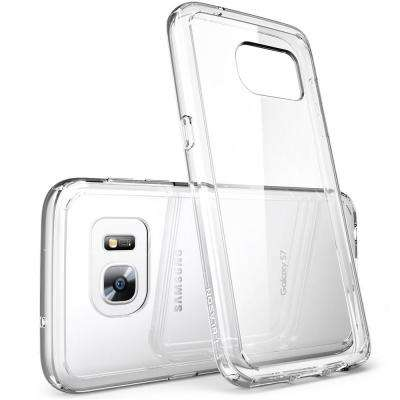 i-Blason-Galaxy S7-Halo Series Transparent Case-Clear