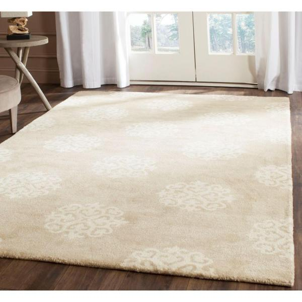 Safavieh Soho Beige Ivory 8 Ft X 10
