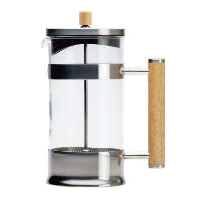 8-Cup Glass French Press