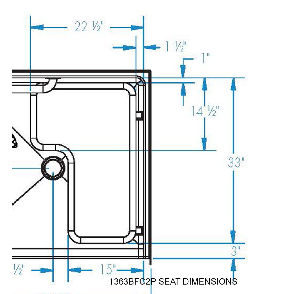 shower stall schematic aquatic accessible acrylx 36 in x 36 in x 75 in 2 piece shower  aquatic accessible acrylx 36 in x 36
