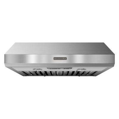 30 in. Convertible Range Hood in Stainless Steel