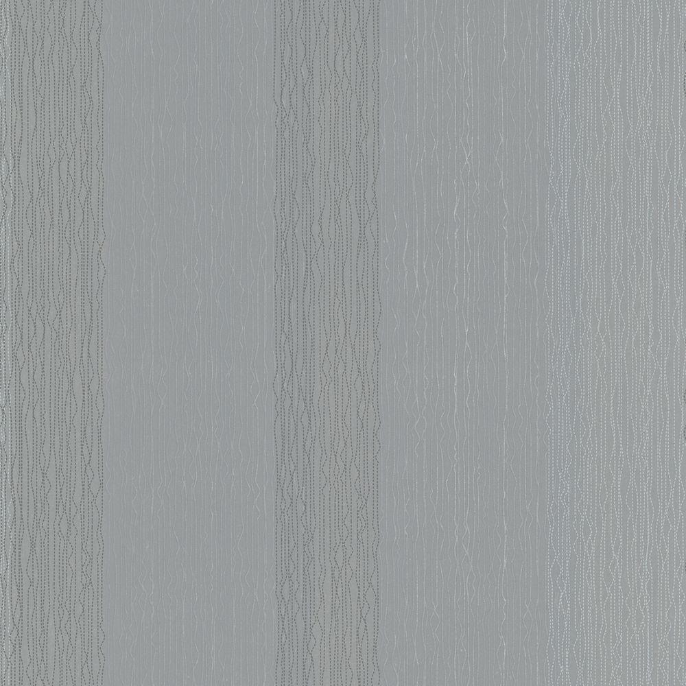Graham & Brown 56 sq. ft. Fuse Gray Wallpaper