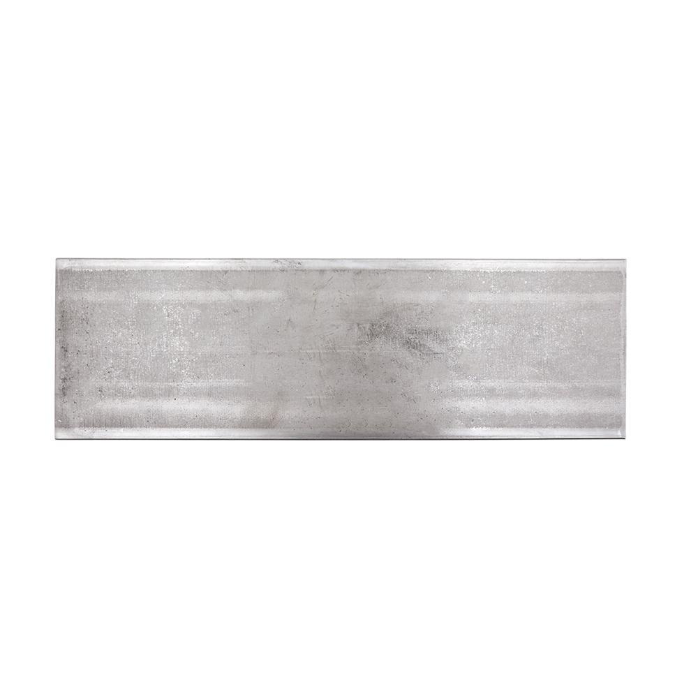 Everbilt 1/4 in  x 4 in  x 12 in  Plain Steel Plate