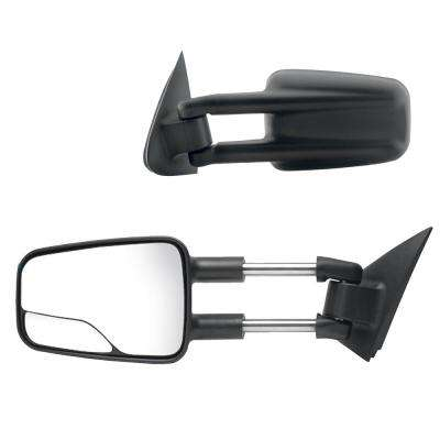 Towing Mirror for 00-06 Escalade/Yukon 99-06 Silverado/Sierra/Suburban/Tahoe 07 Classic Manual Pair