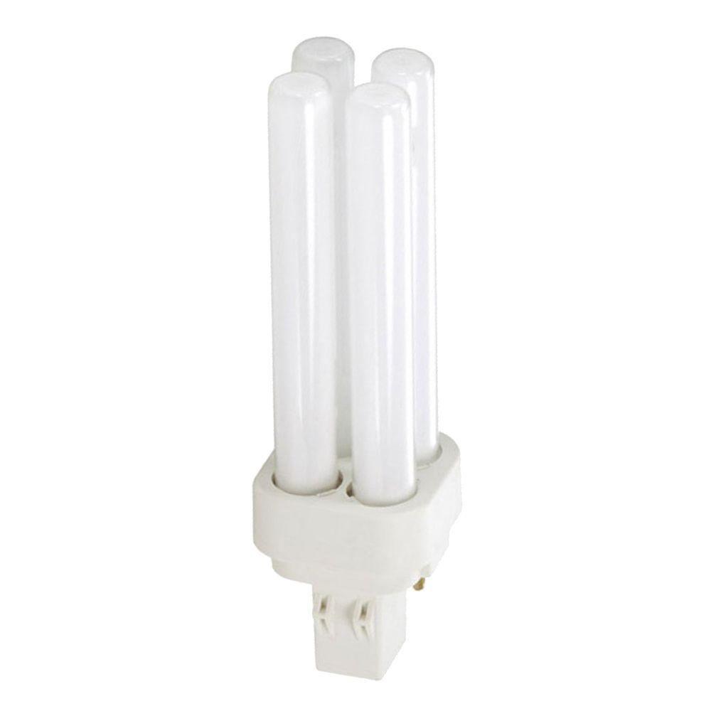 Philips 13-Watt Cool White (4100K) 2-Pin GX23-2 CFLni Light Bulb (6-Pack)