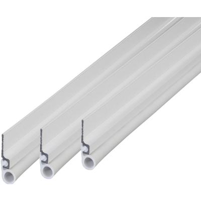 42 in. White Cinch Door Seal Top and Sides (5-Piece)