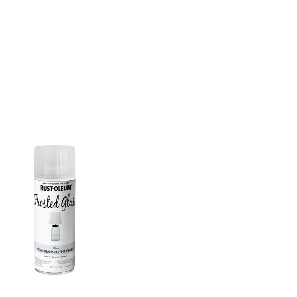 Rust-Oleum Specialty 11 oz  Frosted Glass Spray Paint (6-Pack)