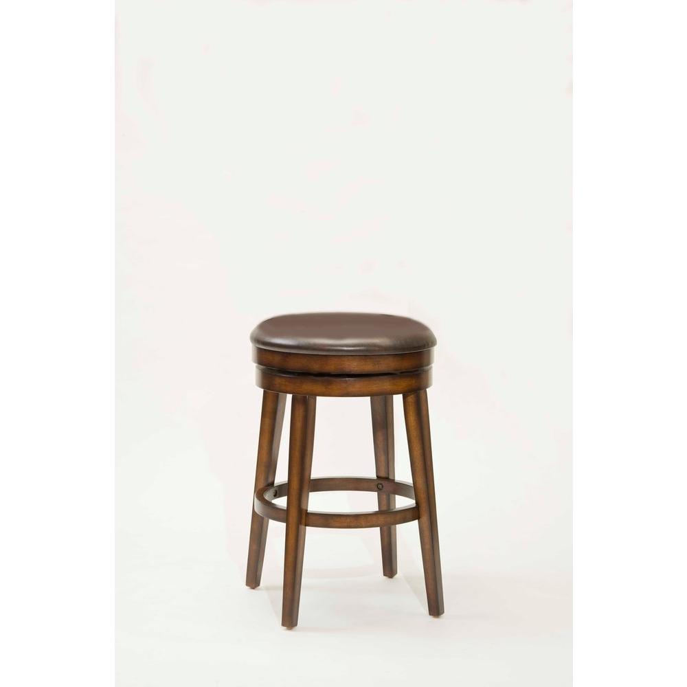 Hillsdale Furniture Beechland Backless Bar Stool - DISCONTINUED