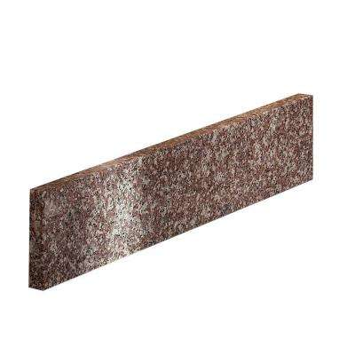 20 in. Granite Sidesplash in Montero