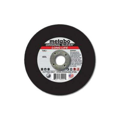 4 1/2 in. x .045 in. x 7/8 in. Cut-Off Wheel (Type 1) 100 Per Pack