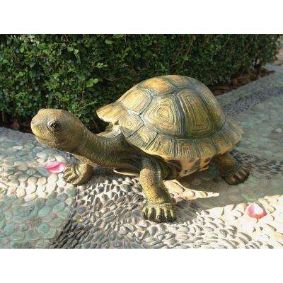 13 in. H The Tranquil Tortoise Garden Large Sculpture