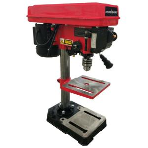 PowerSmart 8 inch 5-Speed Drill Press with Laser Guide by PowerSmart