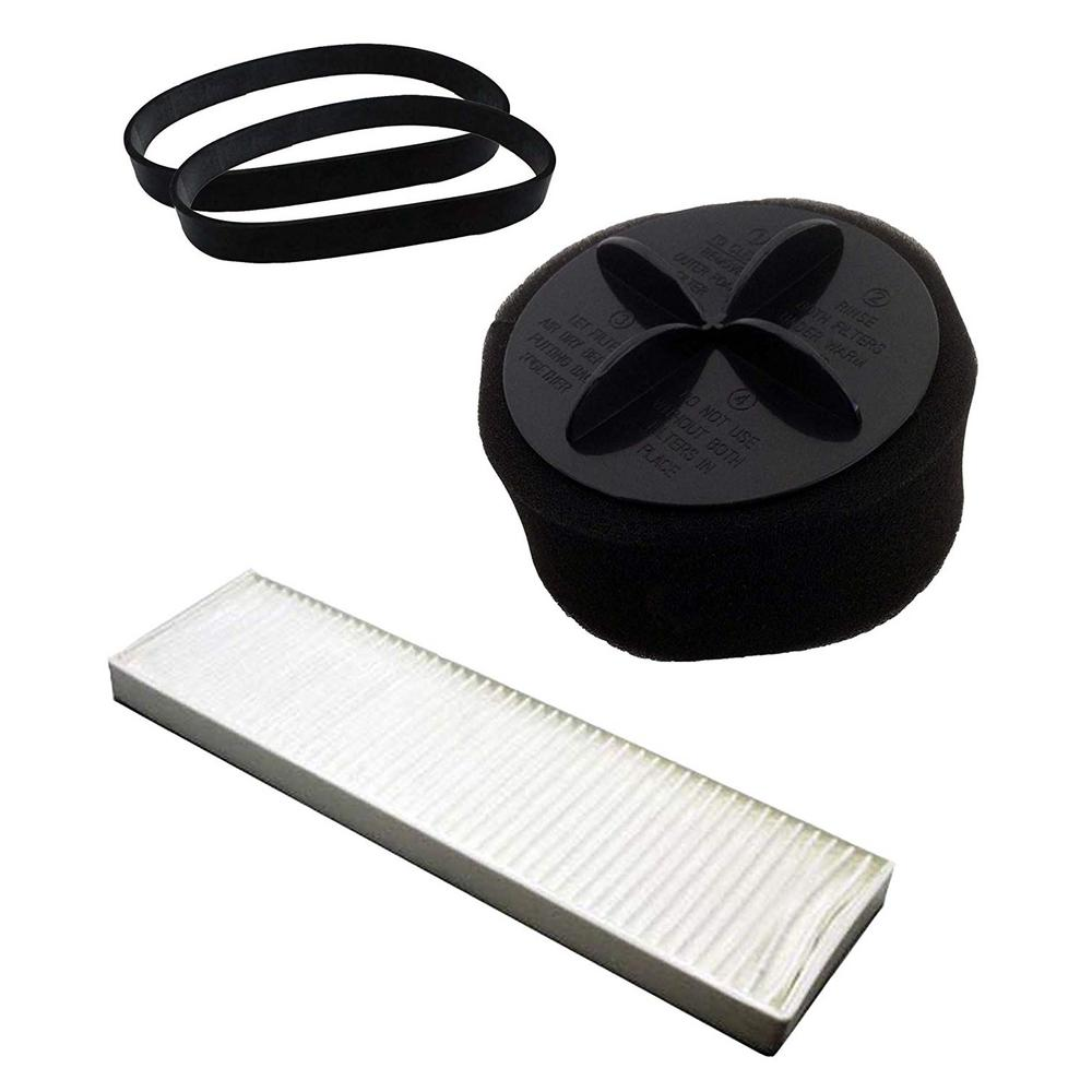 57292aeed57 Think Crucial. Style 9 Filter and Belt Kit Replacement for Bissell  CleanView