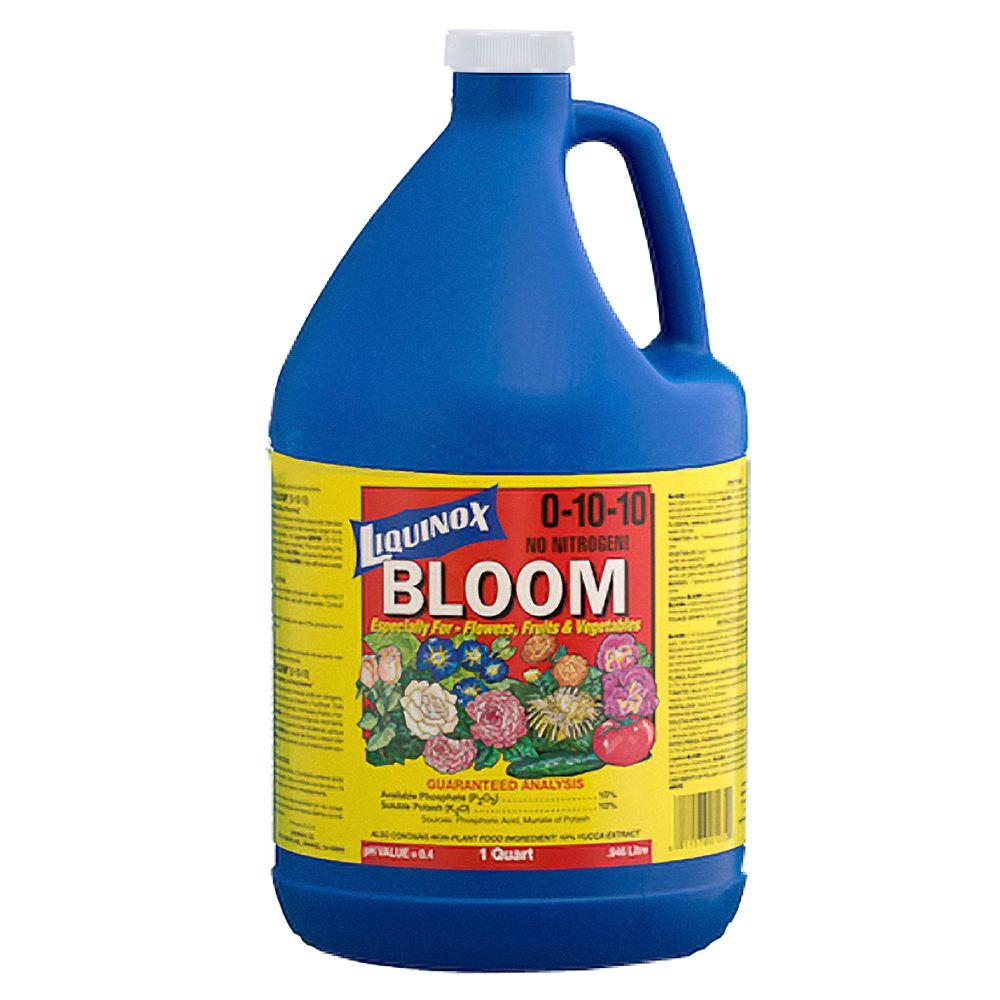 1 Gal. Bloom Plant Food for Flowers, Fruits and Vegetables