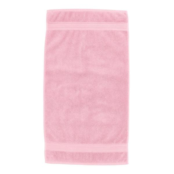 The Company Store Company Cotton Turkish Cotton Single Tub Mat in Pink Lady