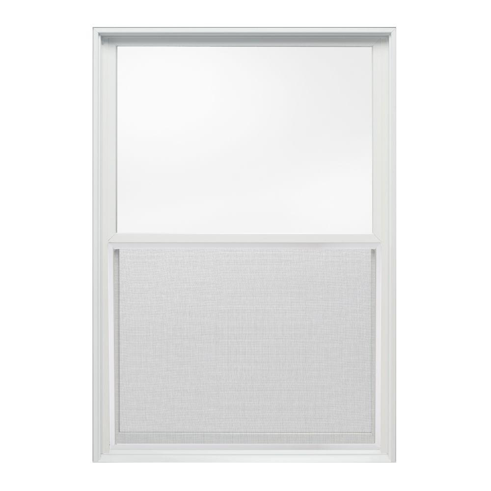 33.375 in. x 48 in. W-2500 Series Double Hung Wood Window