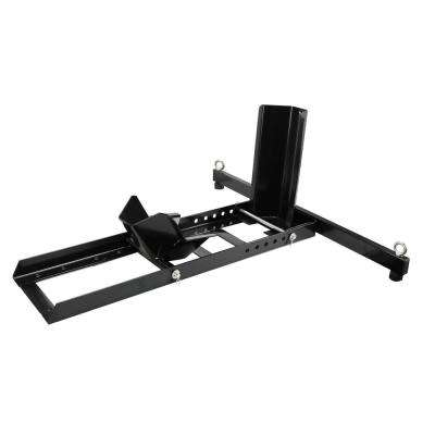1,800 lbs. Adjustable Motorcycle Stand/Wheel Chock