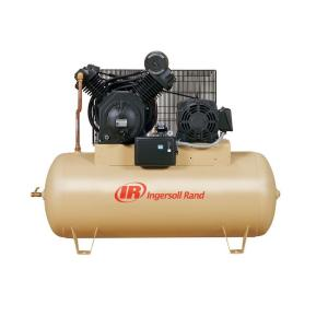 Ingersoll Rand Type 30 Reciprocating 120 Gal. 10 HP Electric 460-Volt 3 Phase Air... by Ingersoll Rand