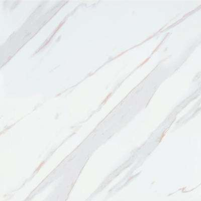 Calacatta 24 in. x 24 in. Glazed Porcelain Floor and Wall Tile (16 sq. ft. / case)