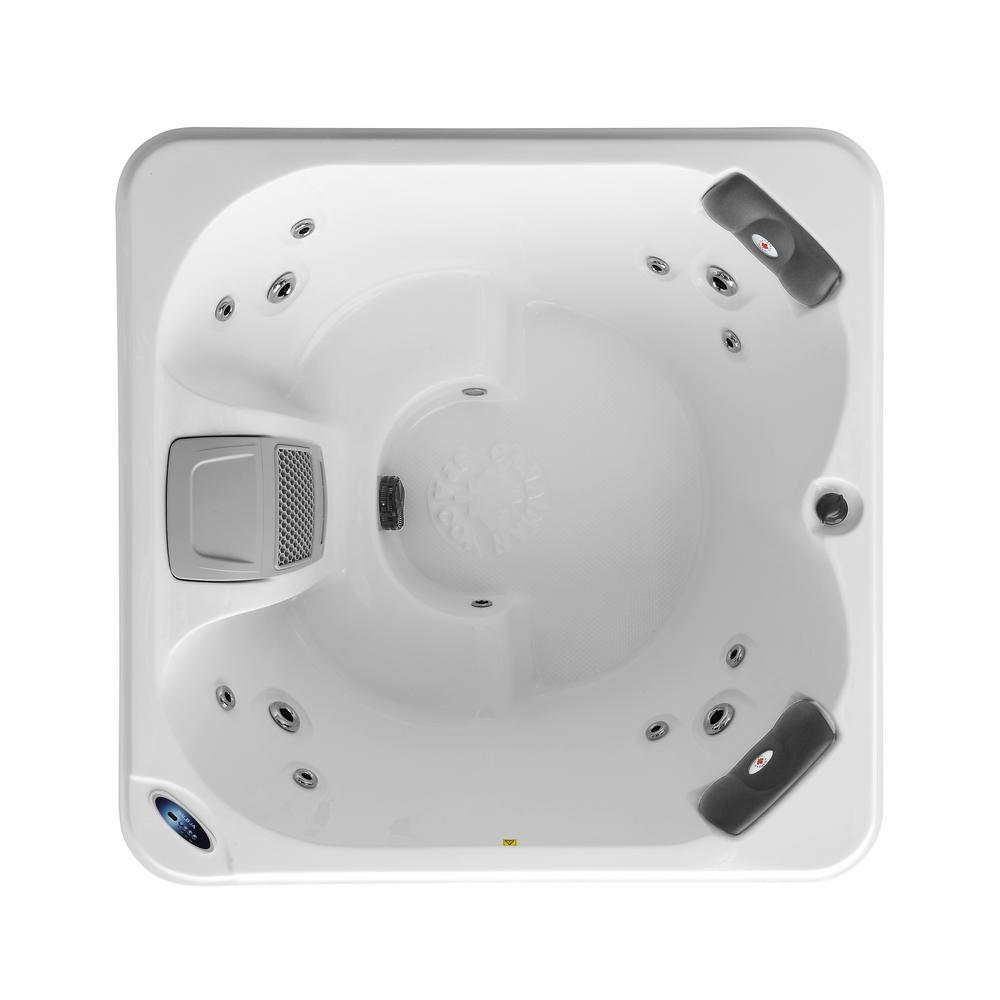 Saskatoon 12 Jet Plug and Play Hot Tub