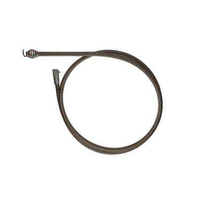 1/2 in. x 6 ft. Toilet Auger Drain Cleaning Replacement Cable