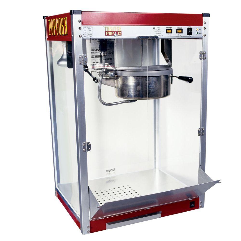 Theater Pop 12 oz. Popcorn Machine