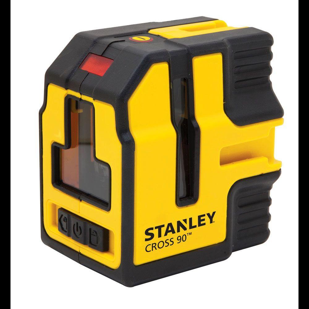 Stanley Cross90 Cross Line Laser Level by Stanley