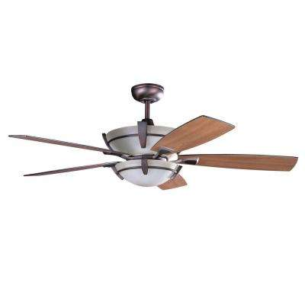 Calavera 52 in. Oil Brushed Bronze Ceiling Fan