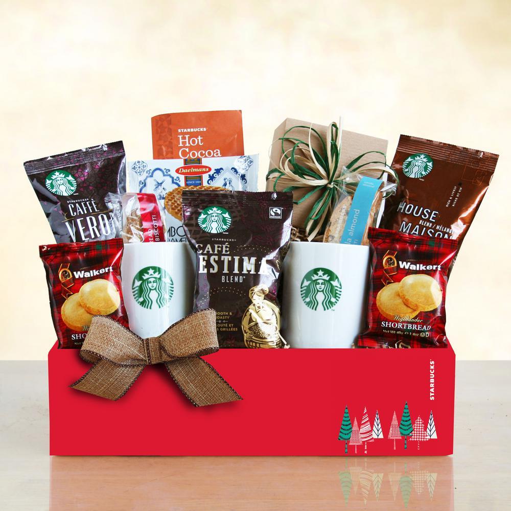 Starbucks Holiday Evergreen Sampler