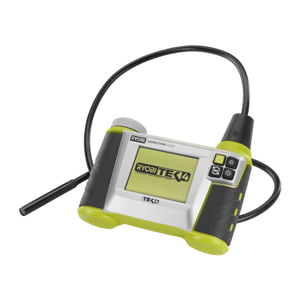 Tek4 4-Volt Digital Inspection Scope