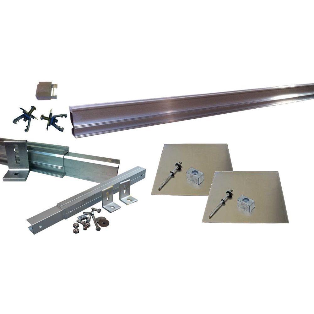 null 10,000-Watt Additional Tilt Racking System (Asphalt Shingle)-DISCONTINUED