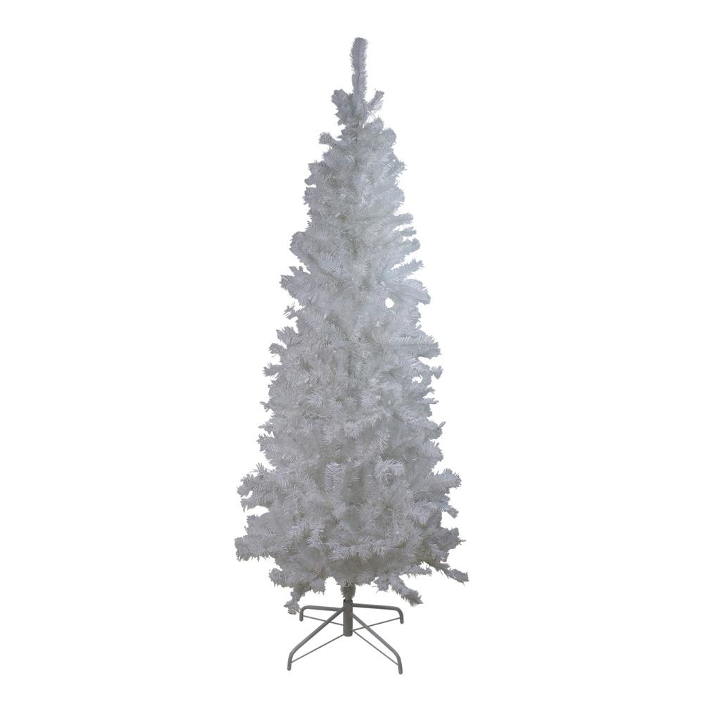 2 Ft White Christmas Tree: Northlight 6.5 Ft. X 32 In. Unlit White Winston Pine