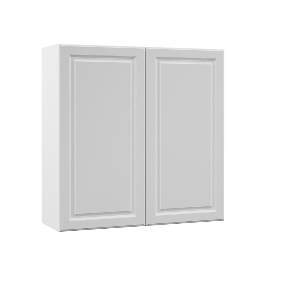 Elgin Assembled 36x36x12 in. Wall Kitchen Cabinet in White