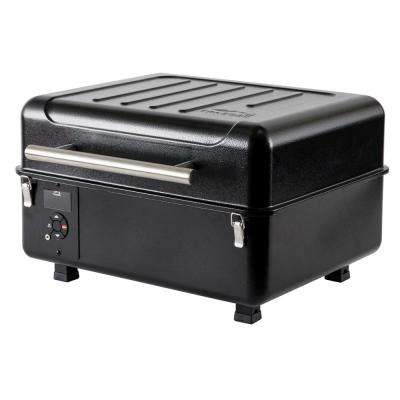 Ranger Pellet Grill and Smoker in Black