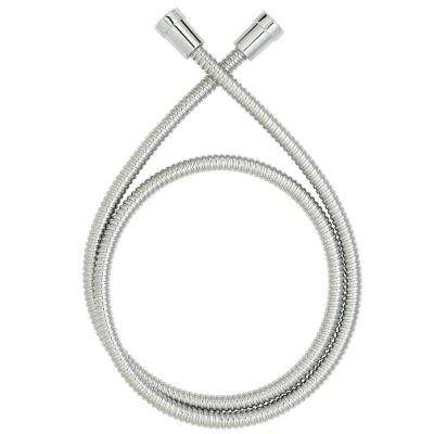 6 ft. Metal Shower Hose in Polished Chrome