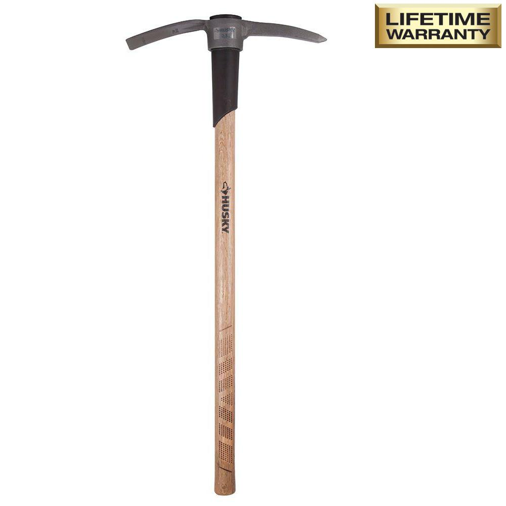 2.5 lb. Pick Mattock with 36 in. Hardwood Handle