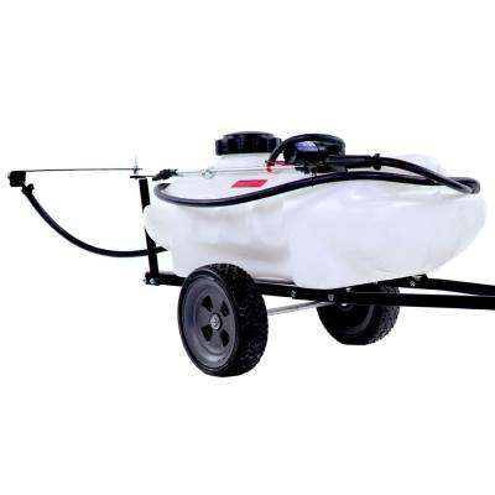 15 Gal. Tow-Behind Self-Storing Lawn Sprayer
