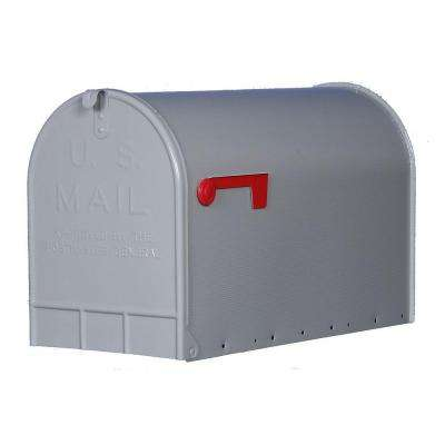 Jumbo Heavy-Duty Post-Mount Mailbox
