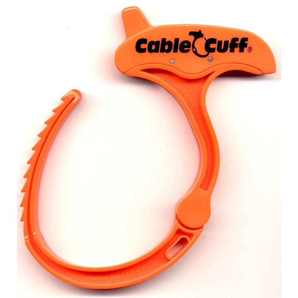 null Large Cable Cuff