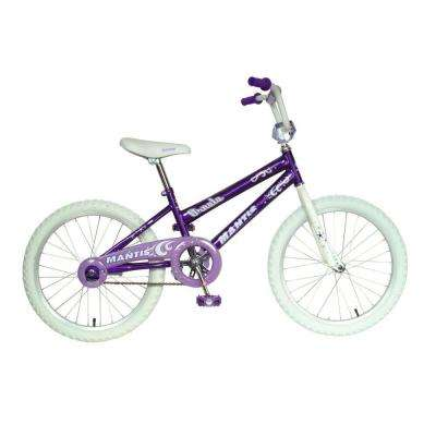 Ornata Kid's Bike, 20 in. Wheels, 12 in. Frame, Girl's Bike in Purple