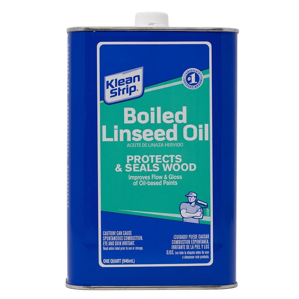 Klean-Strip 1 qt. Boiled Linseed Oil