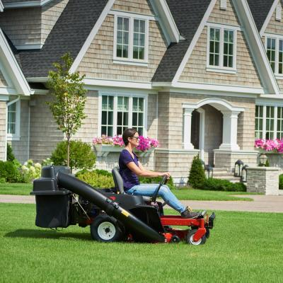 TimeCutter SS4200 42 in. 452cc Gas Dual Hydrostatic Zero-Turn Riding Mower with Smart Speed - CARB
