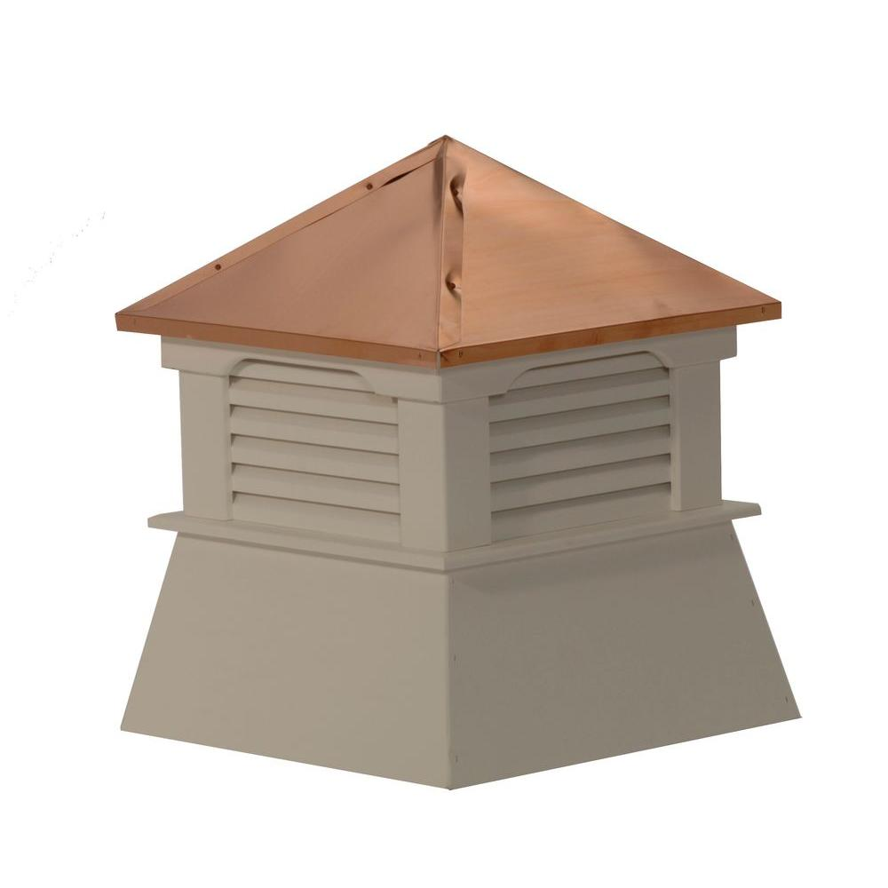 Suncast Claremont Cupola with Copper Roof-DISCONTINUED